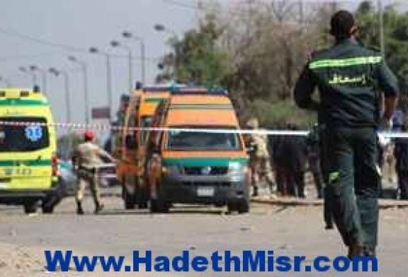 إصابة شخص في مشاجرة بالأسلحة النارية بالهرم