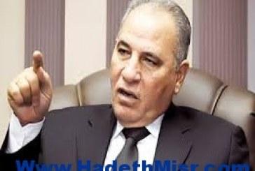 """لعدم تحقيقه في بلاغ يتهم """"الزند"""" بازدراء الشعب ،إنذار على يد محضر للنائب العام"""