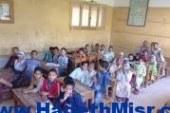 تسمم 25 تلميذ في مدرسة إبتدائي بسوهاج
