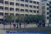 مدرسة السيدة خديجة تفوز بكأس التفوق الدراسى فى أسوان