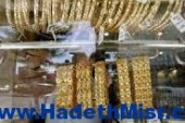 استقرار أسعار الذهب.. وعيار ١٨ يسجل ٥٥٤ جنيها