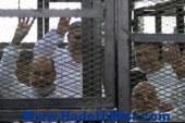 استكمال محاكمة البلتاجى وصفوت حجازى فى تعذيب ضابط برابعة
