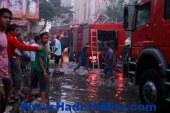 انفجار سيارة نقل محملة بالمازوت بالبدرشين دون خسائر بشرية