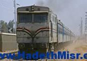 مصرع عامل سقط من أحد القطارات في سوهاج