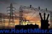 وكيل وزارة كهرباء سوهاج : جار تصليح الأعطال الناتجة عن سيول اليوم