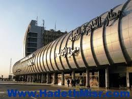 مطار القاهرة يرحل 40 أجنبيا حاولوا التسلل الي دول الجوار