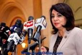 وزيرة الاعلام فى حلايب وشلاتين