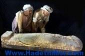 اكتشاف مومياء جديدة قرب مدينة الاقصر