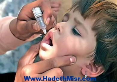 وزارة الصحة تطلق حملة للتطعيم ضد مرض شلل الأطفال 6 إبريل المقبل