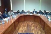 محافظ بورسعيد يلتقي بمستثمري المنطقة الصناعية جنوب بورسعيد