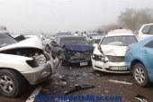 مصرع 4 في حادث تصادم بالقليوبية