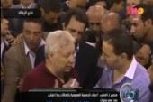 """""""مرتضى منصور""""أشكر جميع أعضاء الجمعية العمومية الذين ردوا إعتبارى بعد 9 سنوات"""
