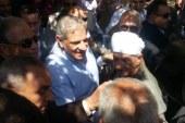 رئيس الوزراء يفاجئ الجميع بزيارة لبنى مر