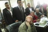 محافظ بورسعيد يتفقد وحدة معلومات التسكين