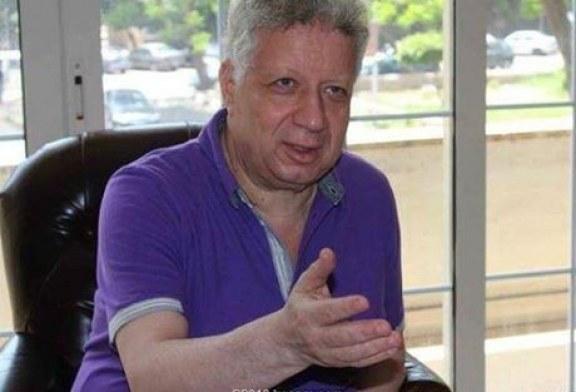 مرتضى منصور : درويش شخصية محترمة .. وأطالب ميدو بالإبتعاد عن السهرات