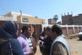 أحمد شوقى رئيس مركز ابوتيج :يوم من اجل مصر فى نظافه قريه النخيله …….
