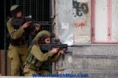 قوات الإحتلال الإسرائيلي تقتل ثلاثة فلسطينين في الضفه الغربيه