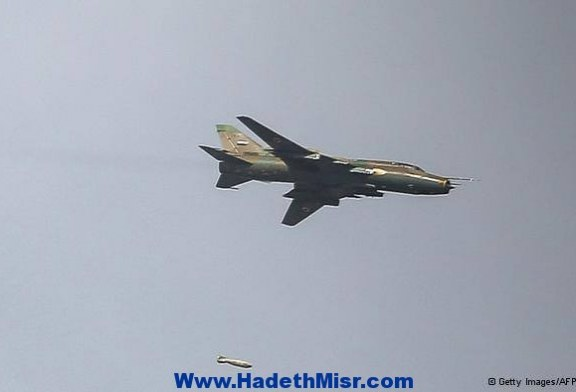 تركيا تسقط طائرة حربية سورية في منطقة حدودية