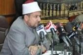 """""""وزير الأوقاف"""" : فتوى الأزهر بشأن صلاة الخوف تؤكد عظمة الإسلام في الحفاظ على الدماء"""