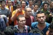 صيدلة القاهرة: الإضراب عن الدراسة لحين الإفراج عن المقبوض عليهم