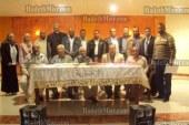 رئيس مدينة القصير يعقد إجتماعاً مع مجلس أمناء المدينة