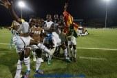 غانا تسقط بطلات أوروبا وتتأهل فى كاس العالم للسيدات تحت 17 سنة