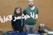 القبض على عاطل وطالبة أثناء سرقتهما محل مصوغات بالدرب الأحمر