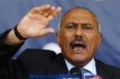 """عبدالله صالح مهاجما الثورة التي أنهت حكمه: من قاموا بها """"كاذبون ومرضى"""""""