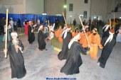 """بالصور : صفاء أبو السعود تحيى مهرجان """"ضى القمر """" بالمنيا و سوء التنظيم يتسبب فى مناوشات بين الامن و الحضور"""
