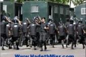 عاجل القبض على عدد من أعضاء الجماعه المحظورة بسمالوط -المنيا