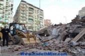مصادر: شهيد الجيش بحادث القليوبية أحد سكان المنزل المنكوب بمدينة نصر