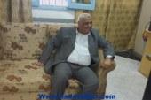 بالصور .. وكيل وزارة التربية والتعليم بالبحر الاحمر براس غارب اليوم