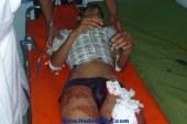 """عاجل.. إصابة """"7"""" من بينهم طفلة في حالة خطرة بسبب مشاجرة علي الري بالفيوم"""