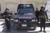 حملة أمنية تلقى القبض على 4 أشخاص لقيامهم بكتابة عبارات مسيئة للجيش و الشرطة بالغردقة