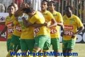 """الجونة يتمكّن من إلحاق هزيمة """"نادرة"""" بـ """"المقاصة"""" في الدوري المصري"""
