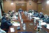 بالصور محافظ بورسعيد يحضر الاجتماع الدوري للمجلس الإقليمي للسكان