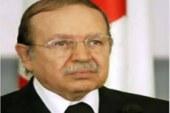 """بوتفليقه"""" يعلن خوضه الإنتخابات الرئاسيه المقبله ويعد بإجراء إصلاحات دستوريه حال فوزه"""