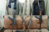 أمن أسيوط يتمكن من ضبط 24 قطعة سلاح نارى و89 طلقة نارية مختلفة الأعيرة و3 خزينة أسلحة نارية