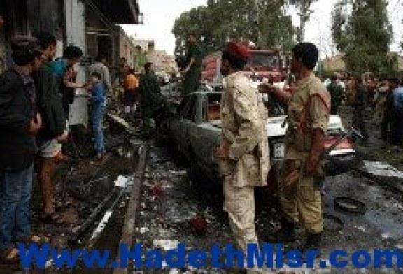 مقتل 22 جنديا في هجوم على نقطة تفتيش باليمن