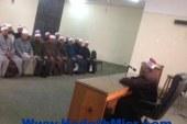 اللجنة العليا بالأزهر تعقد دورة تدريبية للوعاظ على مستوى الجمهورية