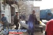 بالصور ضبط 61 قضية مرافق وتموين فى حملة امنية باسيوط