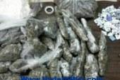 """سقوط """" أبو شوشة """" بحوزته 10 لفافات بانجو للإتجار بالغردقة"""