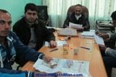 اتحاد نقابات العمال يتم مخالصات بقيمة 46 ألف شيكل