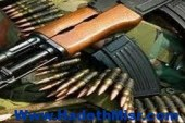 ( أمن المنيا يواصل شن حملاته الأمنية … وينجح فى ضبط 13 قطعة سلاح نارى و 10 طلقات وكيلو نصف بانجو و83 قرص مخدر و300 جرام حشيش )