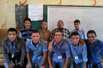"""فوز اتحاد طلاب """"جمال عبد الناصر"""" بالفيوم بالمركز الثالث في دوري المكاتب"""