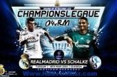الفريقين : ريال مدريد vs شالكه 04