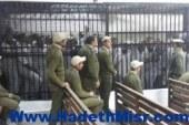أولى جلسات محاكمة 70 من الإخوان بالمنصورة بتهمة إثارة الشغب