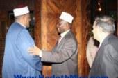 """""""شومان"""" لسفير بوروندي : الأزهر ملك للمسلمين جميعا"""