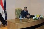 وزير الداخلية يلتقى بوفد من رؤساء وأعضاء الإتحادات الطلابية والأنشطة والأسر بالجامعات المصرية