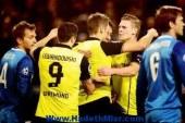 زينيت يفوز على دورتموند على ملعبه فى السيجنال ايدونا بارك  لكن التأهل لدور الـ8 حليف بروسيا دورتموند
